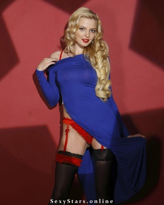 Марина Орлова голая. Фото - 2