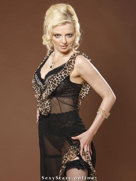 Марина Орлова голая. Фото - 5