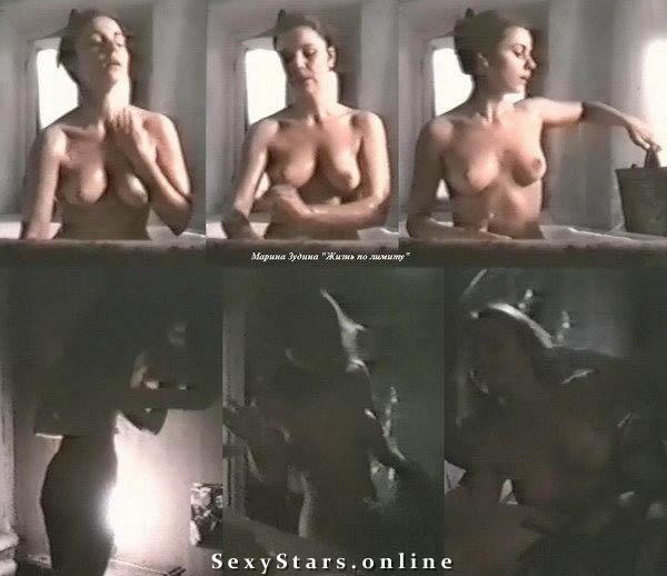 Марина Зудина голая. Фото - 6