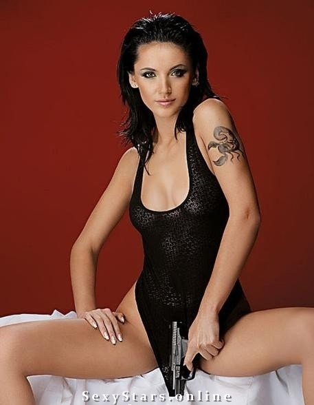 Марта голая. Фото - 3