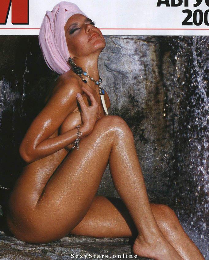 Маша Малиновская голая. Фото - 16