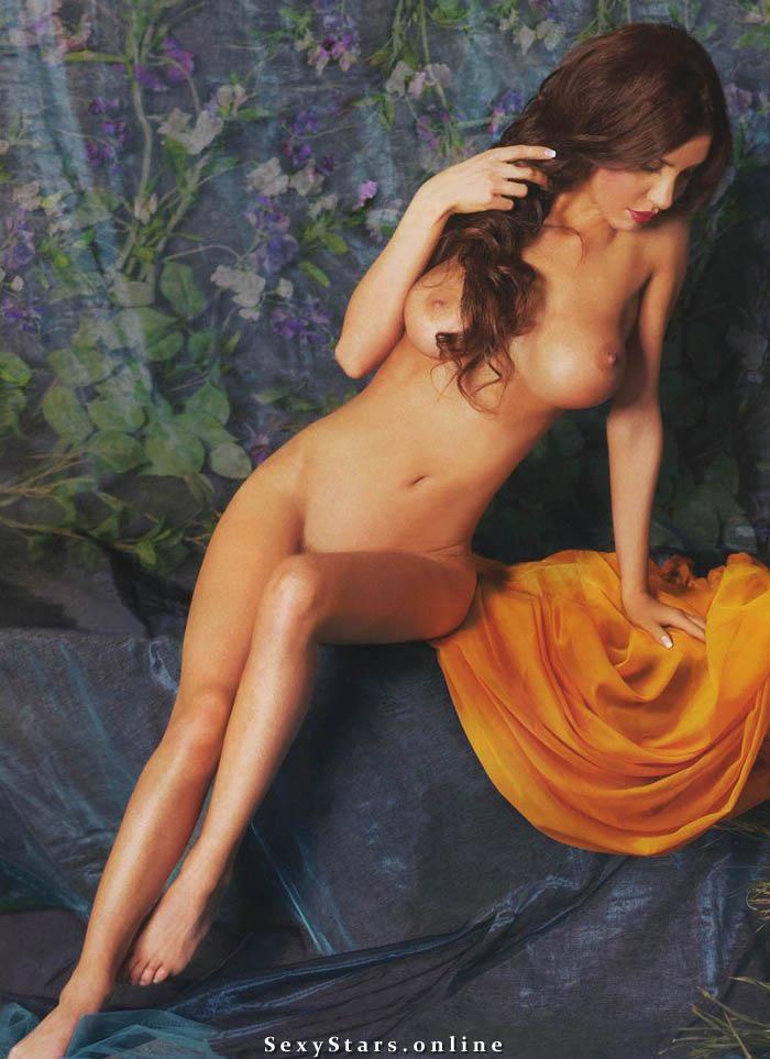 Маша Малиновская голая. Фото - 21