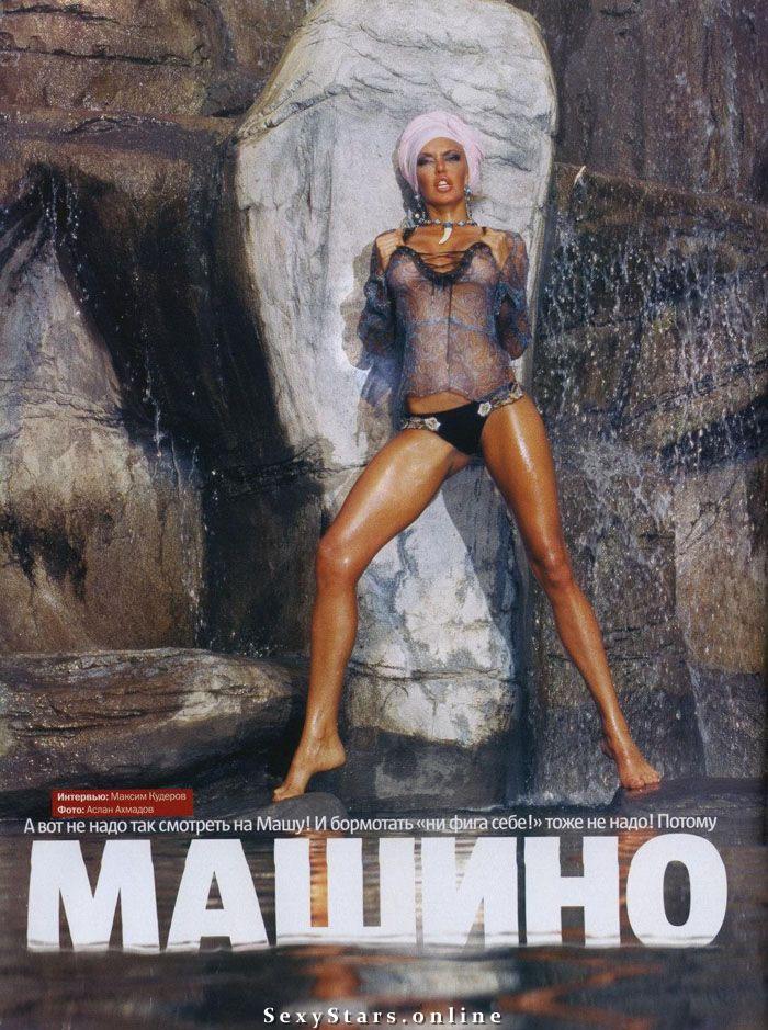 Маша Малиновская голая. Фото - 28