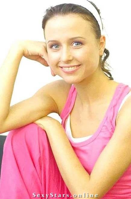 Мирослава Карпович голая. Фото - 2