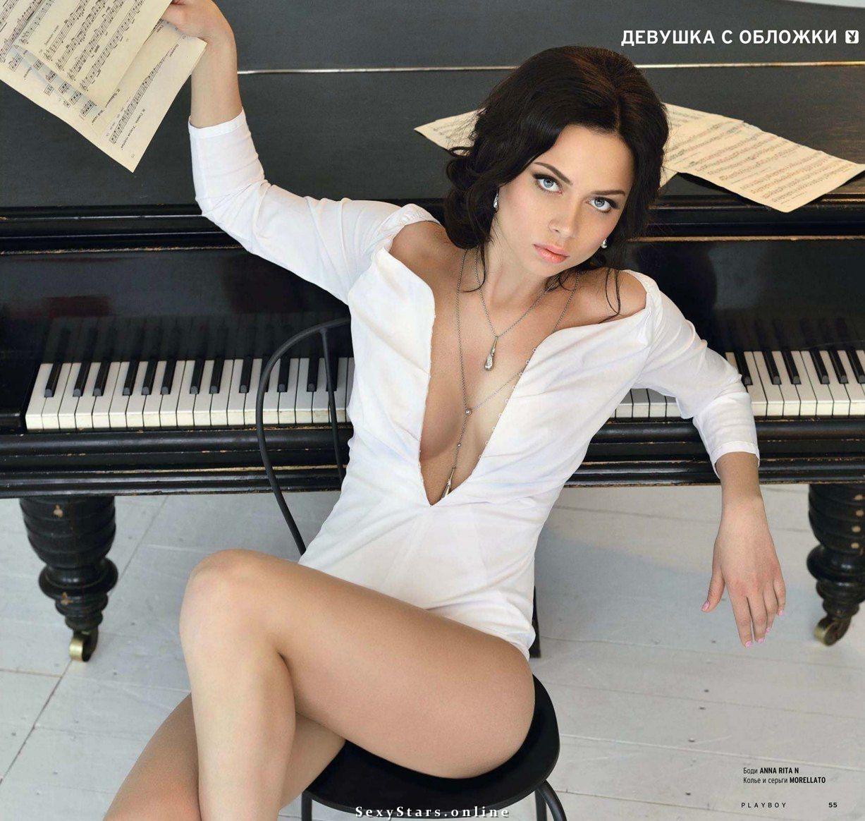 Настасья Самбурская голая. Фото - 3