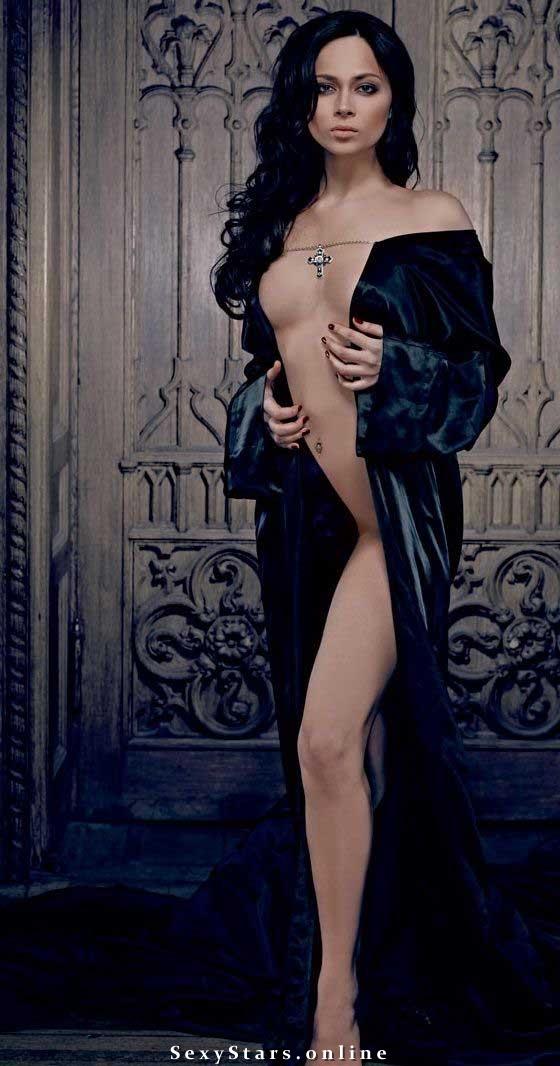 Настасья Самбурская голая. Фото - 42