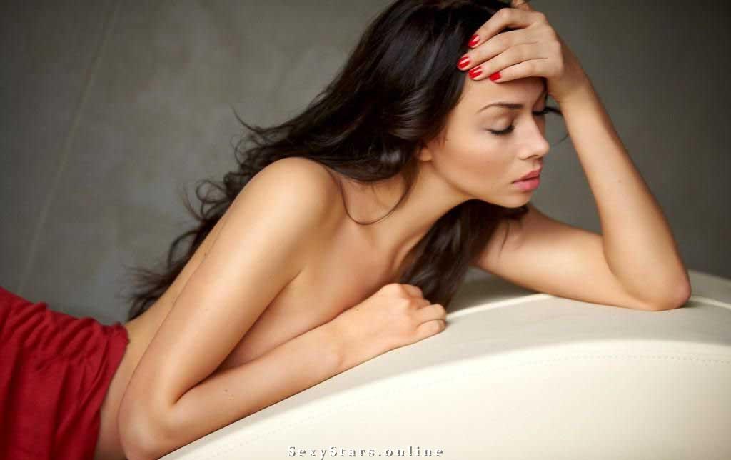 Настасья Самбурская голая. Фото - 44