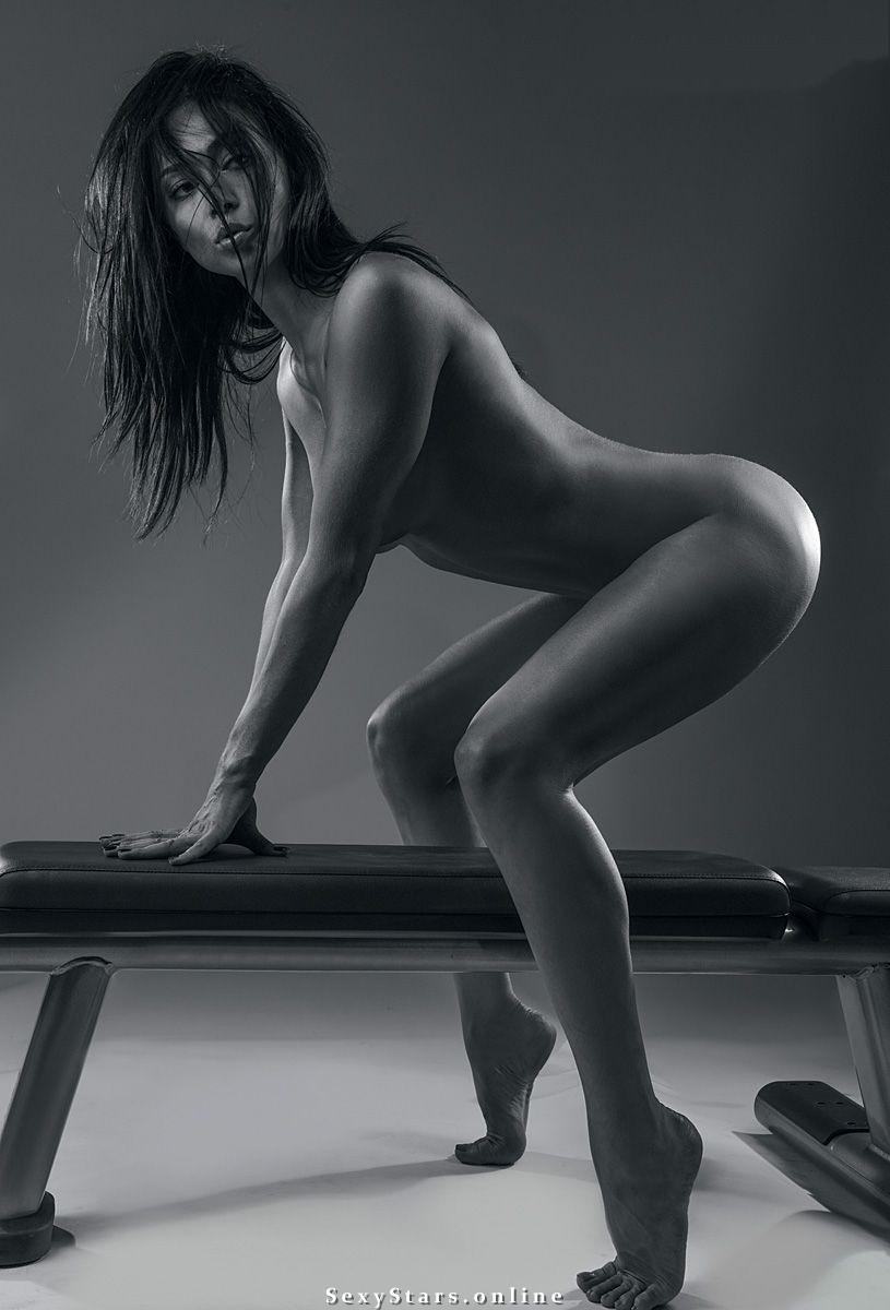 Настасья Самбурская голая. Фото - 52