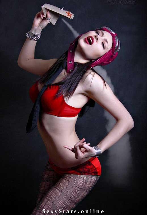 Настасья Самбурская голая. Фото - 57