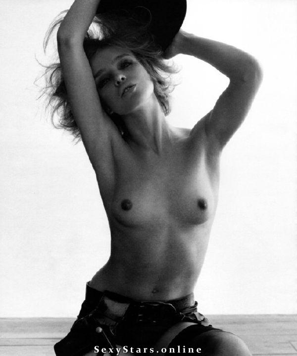 Наталья Водянова голая. Фото - 14