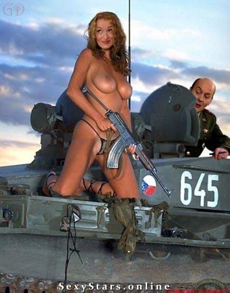 Наталья Гудкова голая. Фото - 1