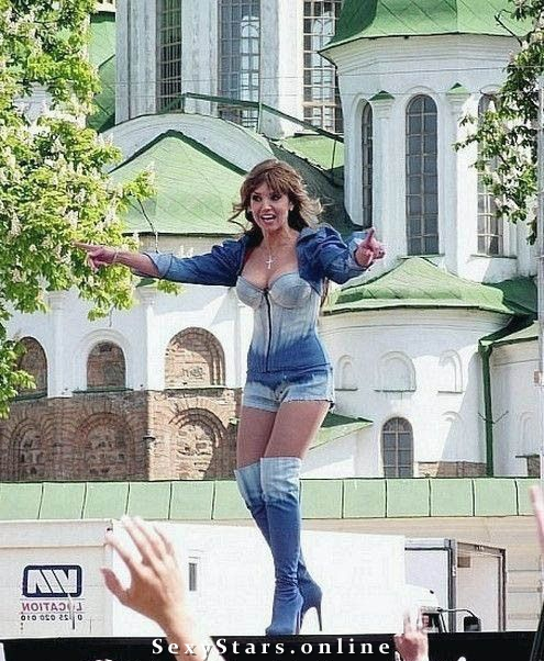 Оксана Марченко голая. Фото - 5