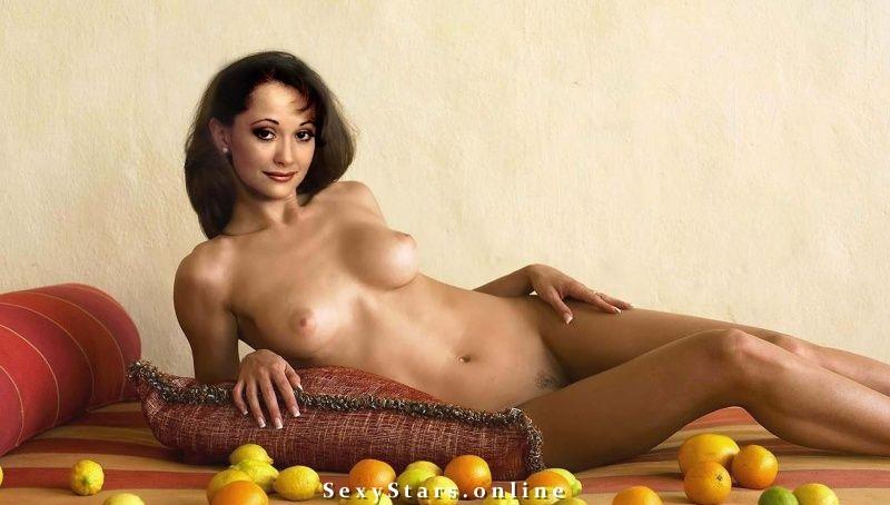 Ольга Кабо голая. Фото - 5