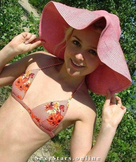 Ольга Лукьяненко голая. Фото - 1