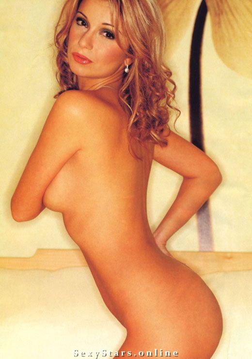 Ольга Орлова голая. Фото - 2
