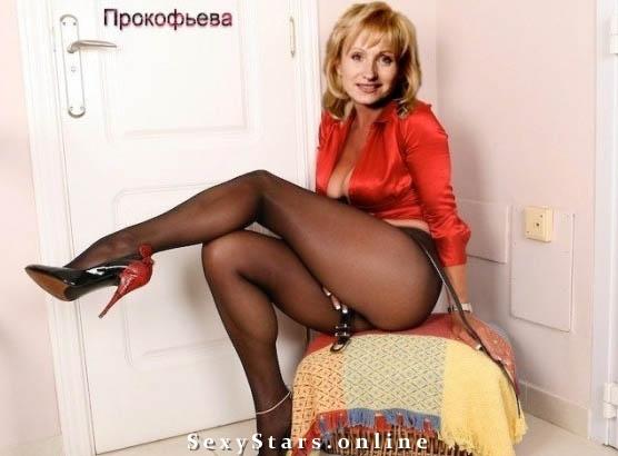 Ольга Прокофьева голая. Фото - 6