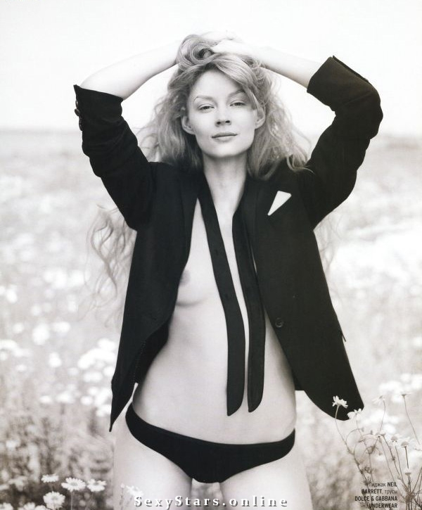 Светлана Ходченкова голая. Фото - 1