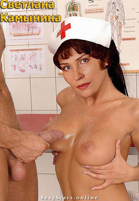 Светлана Камынина голая. Фото - 4