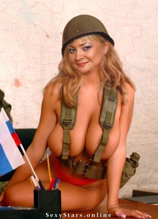 Светлана Пермякова голая. Фото - 3