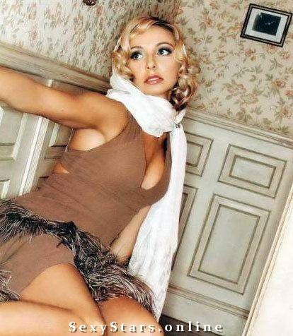 Татьяна Навка голая. Фото - 11