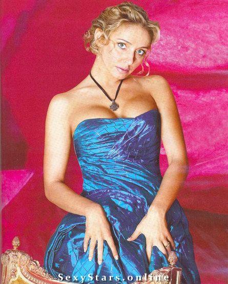 Татьяна Навка голая. Фото - 14