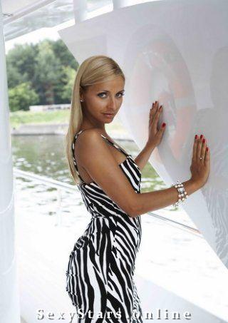 Татьяна Навка голая. Фото - 16