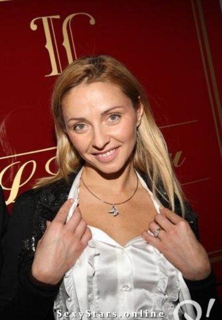 Татьяна Навка голая. Фото - 25