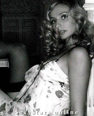 Татьяна Навка голая. Фото - 5