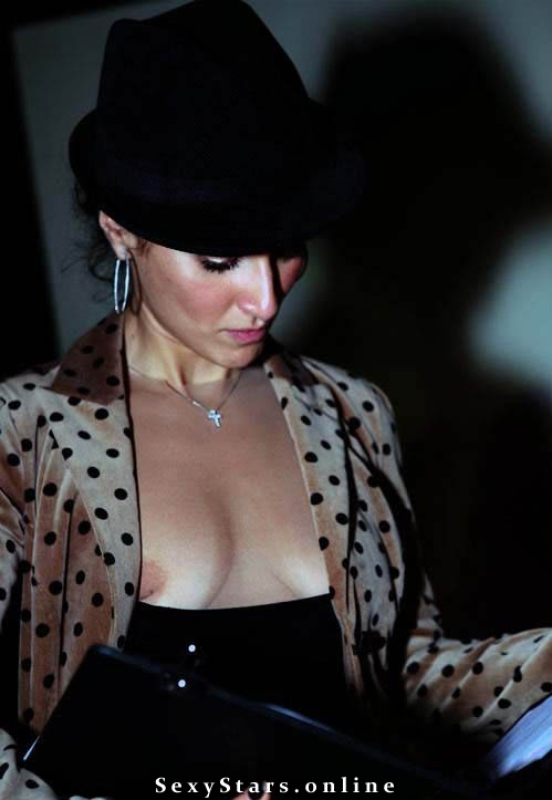 Tina Kandelaki  nackt