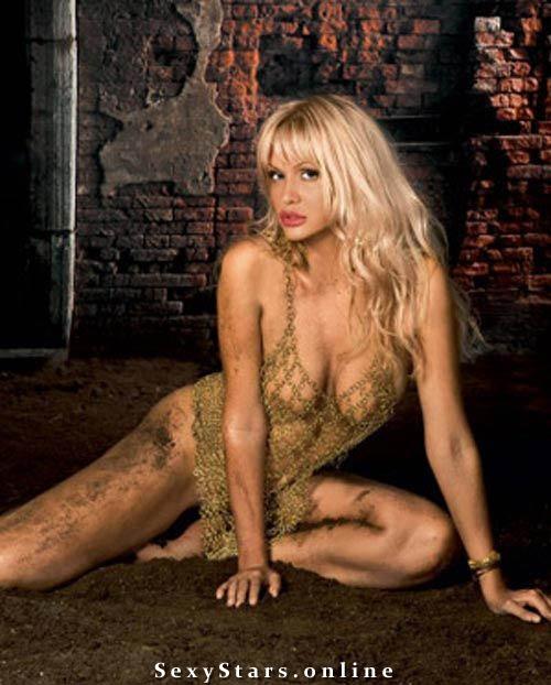 Виктория Лопырева голая. Фото - 13