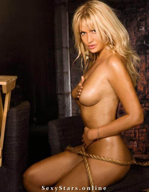 Виктория Лопырева голая. Фото - 15