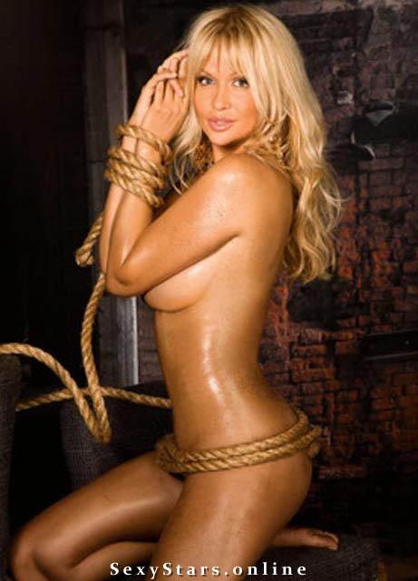 Виктория Лопырева голая. Фото - 17