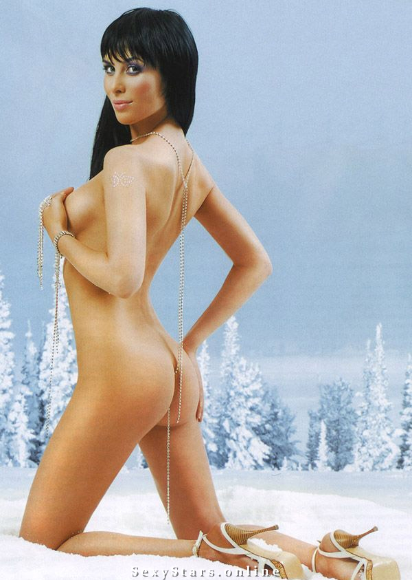 Юлия Беретта голая. Фото - 13