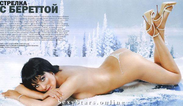 Юлия Беретта голая. Фото - 9