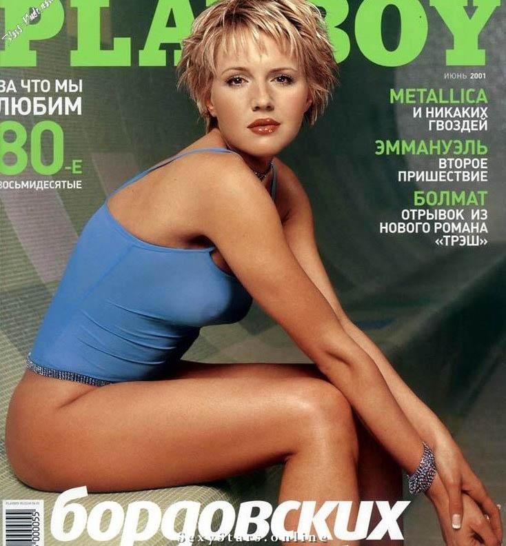 Юлия Бордовских голая. Фото - 1