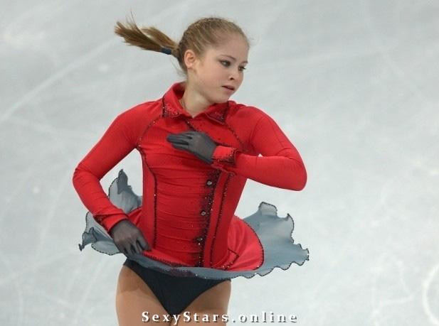 Юлия Липницкая голая. Фото - 1