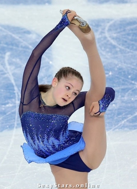 Юлия Липницкая голая. Фото - 4