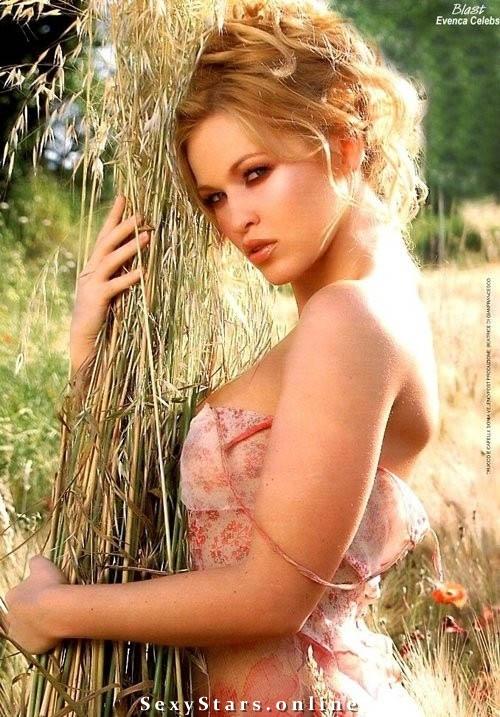 Юлия Маярчук голая. Фото - 1