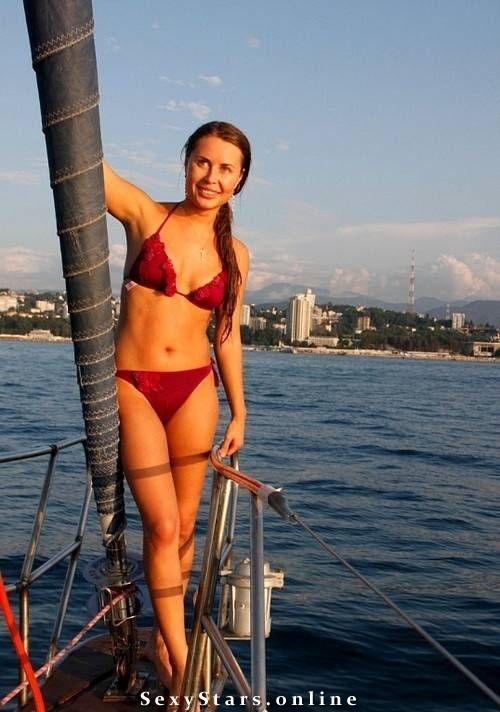 Юлия Михалкова голая. Фото - 3