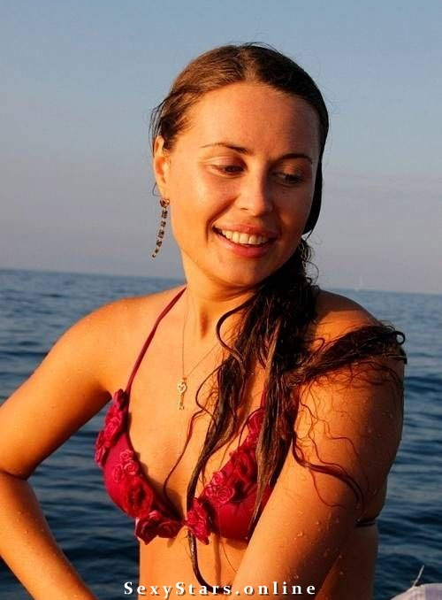 Юлия Михалкова голая. Фото - 4