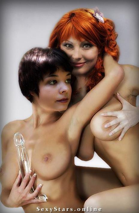 Юлия Захарова голая. Фото - 1