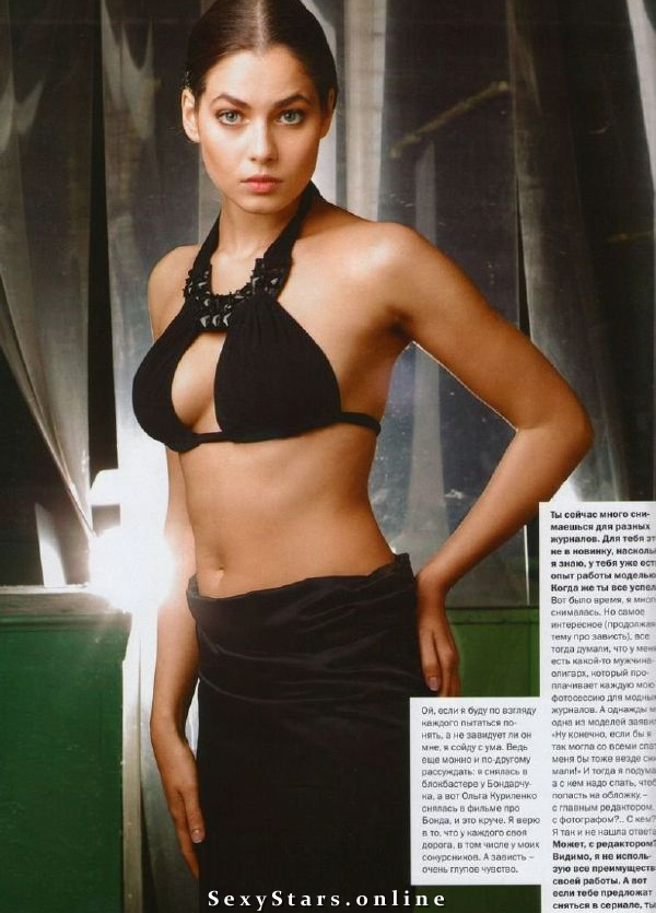 Юлия Снигирь голая. Фото - 1