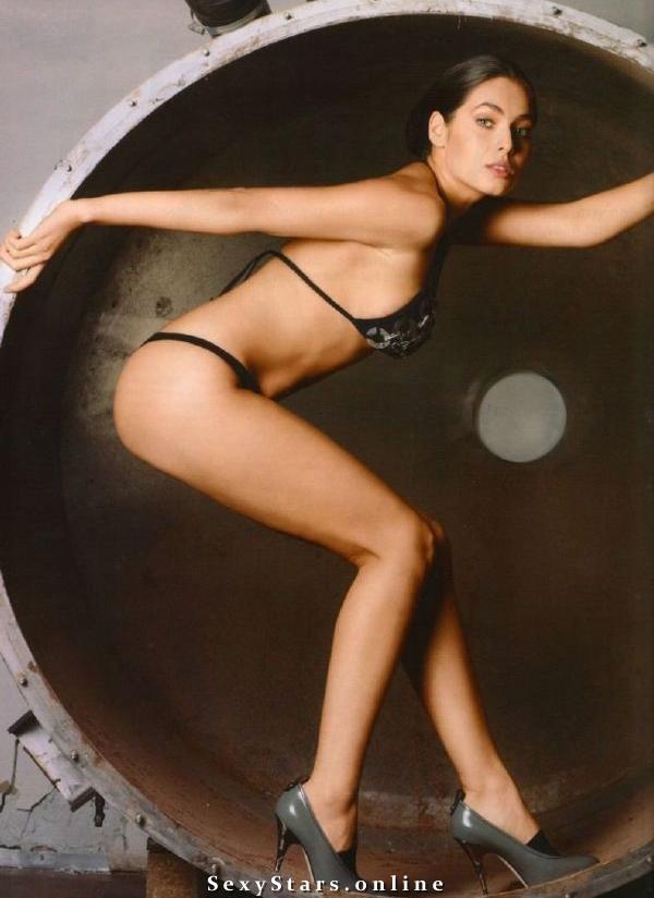 Юлия Снигирь голая. Фото - 4