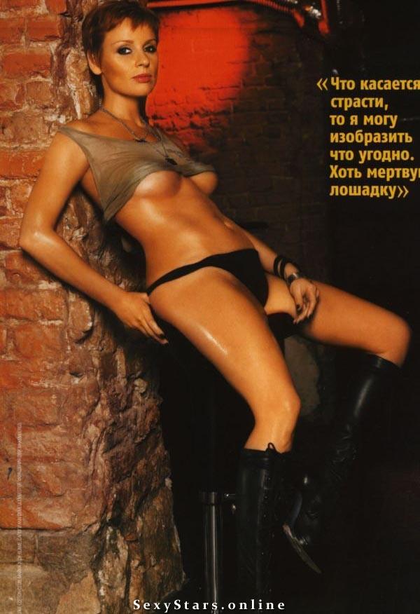 Жанна Эппле голая. Фото - 2