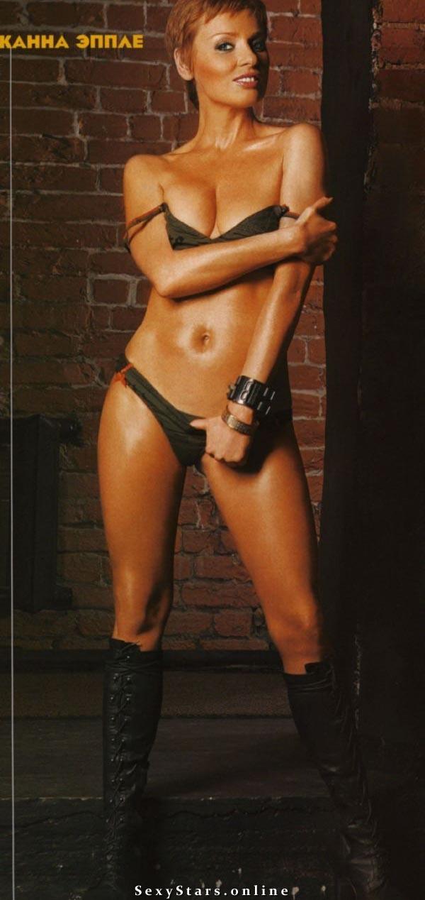 Жанна Эппле голая. Фото - 3