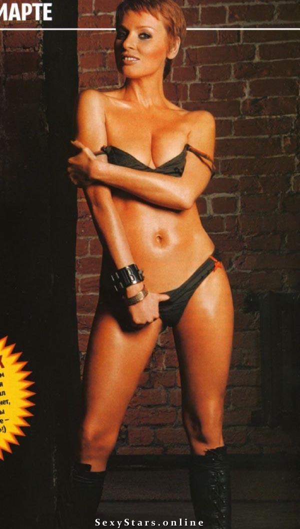 Жанна Эппле голая. Фото - 4