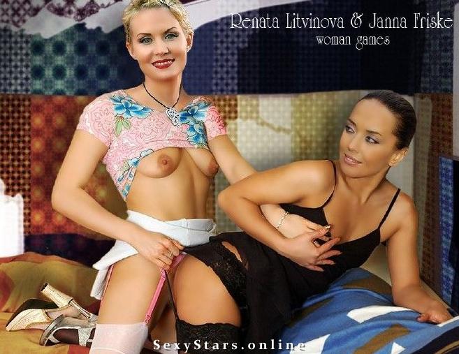 Жанна Фриске голая. Фото - 115