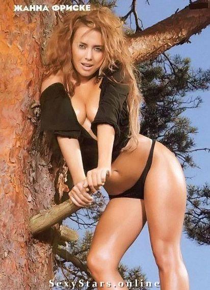 Жанна Фриске голая. Фото - 3