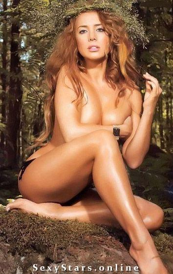 Жанна Фриске голая. Фото - 4