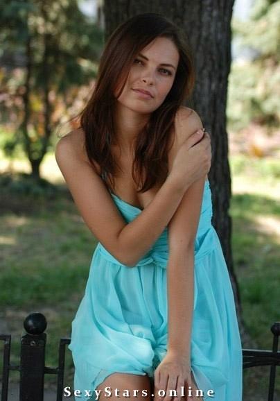 Зоряна Марченко голая. Фото - 4